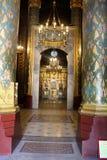 Curtea de Arges Monastery, Roumanie Photos stock