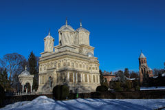 Curtea de Arges Monastery Royalty Free Stock Photo