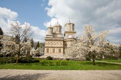 Curtea de Arges monastery, travel, destination Stock Photography