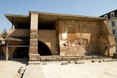 Curtea Veche (la vieille cour princière), Bucarest image stock