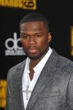 Curtis '50 Cent' Jackson Royalty Free Stock Photography