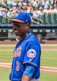 Curtis Granderson Centerfield New York Mets 2017. During spring training game in Florida stock photos