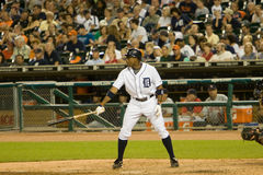 Curtis Granderson dei Detroit Tigers Immagini Stock