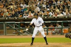 Curtis Granderson dos Detroit Tigers Imagens de Stock
