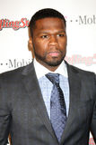 Curtis Jackson. LOS ANGELES - FEB 26: Curtis Jackson aka '50Cent' arrives at the Rolling Stone Pre-Oscar Bash 2011 at W Hotel on February 26, 2011 in Hollywood royalty free stock image