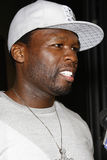 Curtis Jackson aka 50 Cent Stock Images