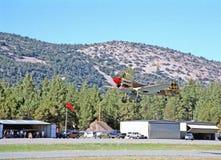 Curtis P-40 Warhawk Obrazy Stock