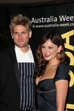 Curtis Stone,Lindsay Price Stock Photos