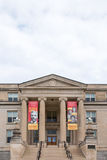 Curtiss Hall at Iowa State University Royalty Free Stock Image