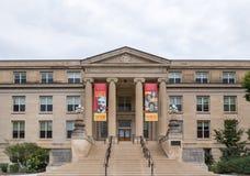Curtiss Hall przy Iowa stanu uniwersytetem zdjęcia royalty free