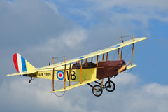 Curtiss JN-4 Jenny Fotografia Stock