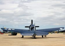 Curtiss SB2C Helldiver Stock Images