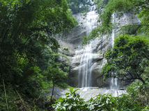 Curug Ngelay Kuningan. West Java - Indonesia Royalty Free Stock Photography