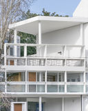 Curutchet House Le Corbuiser Design 库存图片