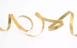 Curva abstracta de la cinta Fotografía de archivo libre de regalías