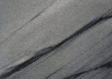 Curva apilada de la textura de las piedras pequeña fotografía de archivo