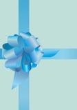 Curva azul Imagens de Stock Royalty Free