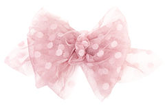 Curva cor-de-rosa Fotografia de Stock Royalty Free