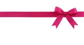 Curva cor-de-rosa Imagem de Stock Royalty Free