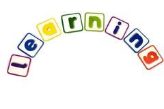 Curva de aprendizagem Imagens de Stock