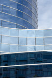 Curva de Specchi e uma Vancôver Imagem de Stock