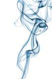 Curva del fumo Immagine Stock