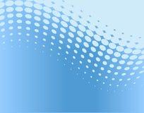 Curva del puntino illustrazione vettoriale