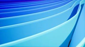 Curva dell'arcobaleno per la vostra introduzione archivi video