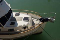 Curva do barco em Brigghton, Inglaterra fotografia de stock