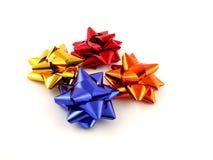 Curva do Natal Fotos de Stock Royalty Free
