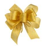 Curva dourada perfeita Foto de Stock