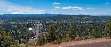 Curva, Oregon Foto de archivo libre de regalías
