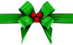 Curva verde Ilustração Royalty Free