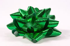 Curva verde Foto de Stock Royalty Free