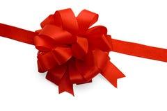Curva vermelha   Imagem de Stock Royalty Free