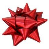 Curva vermelha da fita imagens de stock royalty free