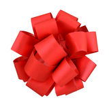 Curva vermelha isolada imagens de stock royalty free