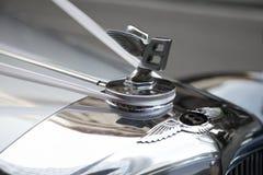 Curvada, carro luxuoso handcrafted clássico Imagens de Stock Royalty Free