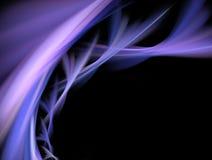 Curvas abstractas Imagenes de archivo