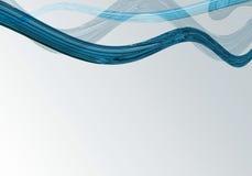 Curvas abstratas Imagem de Stock