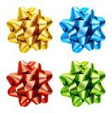 Curvas coloridas Fotos de Stock Royalty Free