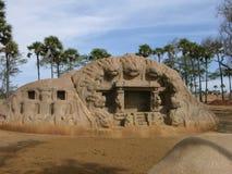 Curvas de Elephantana imagen de archivo