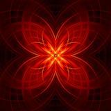 Curvas de Simmetrical Foto de Stock