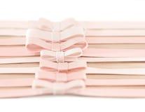 Curvas delicadas do rosa Imagem de Stock