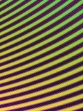Curvas púrpuras Fotos de archivo