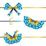 Curvas para presentes, um jogo Foto de Stock