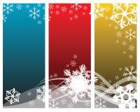 Curvas y copos de nieve abstractos Fotos de archivo libres de regalías