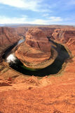 A curvatura em ferradura considerada de negligencia, o Arizona, EUA Imagem de Stock Royalty Free