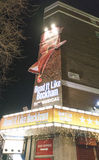 Curvatura gosta de Beckham musical no teatro de Phoenix - Londres Inglaterra Reino Unido Fotografia de Stock Royalty Free