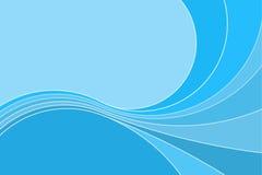 Curve astratte illustrazione vettoriale